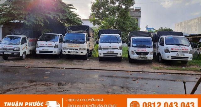 Thuê xe tải chở hàng Đà Nẵng ở đâu rẻ nhất?